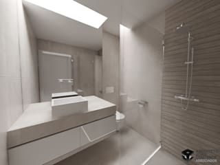 Arquiteto João Contente – Apartamento EJ por Arquiteto João Contente Associados