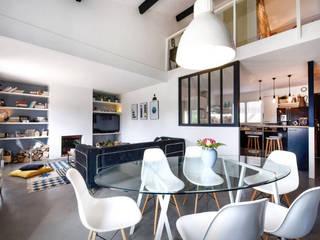 Julie Chatelain Scandinavian style dining room