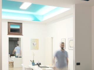 Studio fisioterapico e Tecniche Osteopatiche. Cliniche moderne di AMA_studio Moderno