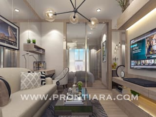 Study/office by Prontiara, Modern