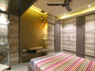 Interior 2 Modern Bedroom by DaVi Studio Modern