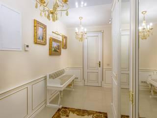 Москва, улица Мытная, ЖК «Английский квартал»:  в . Автор – Мебельное ателье White Interior