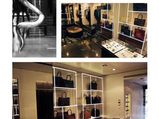 İstanbul Nişantaşı - Roberto Cavalli Mağazası 2010 Eklektik Evler BANLIO DESIGN Eklektik
