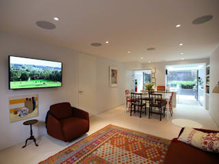 Primrose Hill AV Installation Custom Controls Electronics
