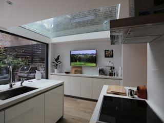 Primrose Hill AV Installation Custom Controls Built-in kitchens