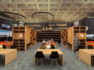 Biblioteca Escolar : Eletrônicos  por LabDesign ,Eclético