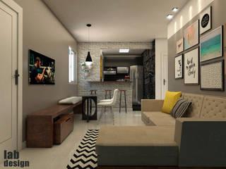 Concurso MRV: Salas de estar  por LabDesign ,Eclético