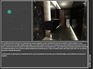 Baño: Baños de estilo  por INTERIORISIMO