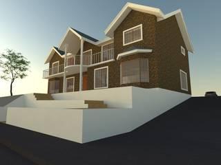 homify Modern home Concrete