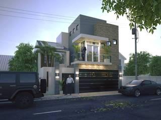 Casa Cano JM ArchViz Casas modernas