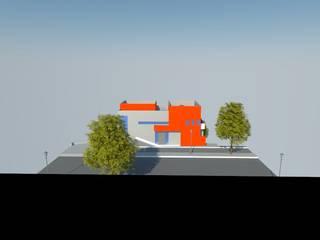 3: Casas de estilo minimalista por OMD Arquitectos