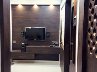 Interior & Turnkey Project: modern  by Anthem Interiors & Turnkey Solutions,Modern