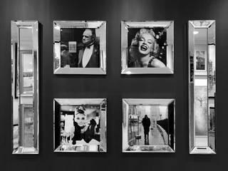 Atl Dekor – 6'lı Ayna Çerçeve Kombin:  tarz