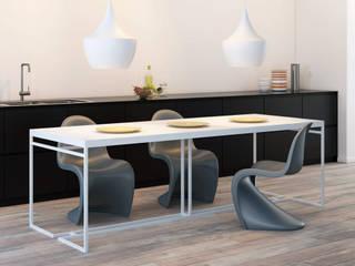 Mesa de comedor Marco:  de estilo  de Studio Martell