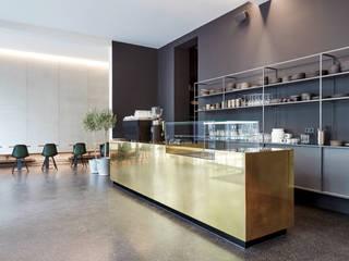Cafe Ausbau:  Gastronomie von STUDIOLIVIUS
