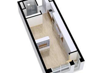 에이프릴디아 Modern dining room