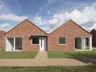 Bournemouth War Memorial Homes Modern houses by Footprint Architects Ltd Modern