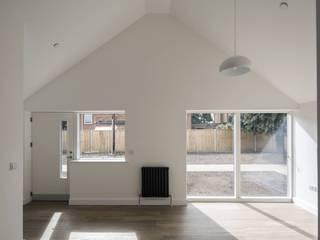 Bournemouth War Memorial Homes Modern living room by Footprint Architects Ltd Modern