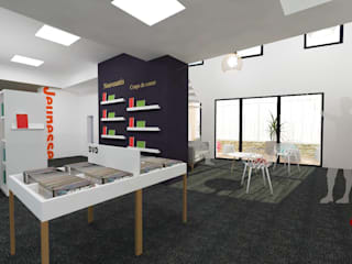 por Ad Hoc Concept architecture Clássico