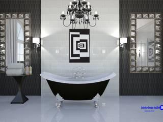 Banheiros clássicos por 'Design studio S-8' Clássico