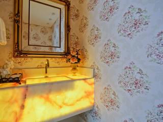 Apartamento: Banheiros  por Spengler Decor,Moderno
