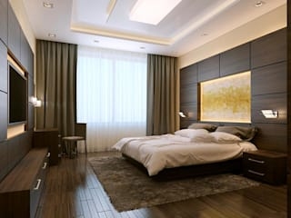 Complete Home Interiors by Magnon!: modern  by Magnon India : Residential Lifestyle Interior Company ,Modern