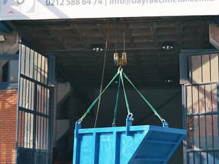 Şantiye Donanım Çözümleri – HAFRİYAT KOVASI:  tarz