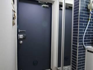 에이프릴디아 Front doors Blue