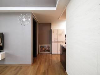에이프릴디아 Modern living room Grey