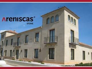 ARENISCAS STONE Casa unifamiliare Pietra Ambra/Oro