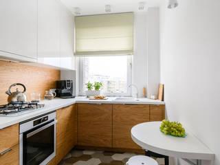 IDEALS . Marta Jaślan Interiors Cocinas de estilo moderno