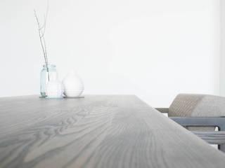 N_BLOGG - in Esche grau geölt von MBzwo Skandinavisch