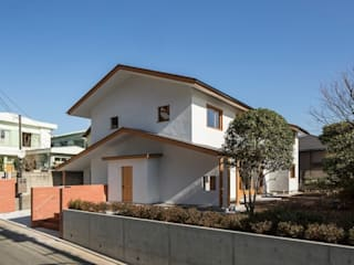 都心の二世帯住宅 松井建築研究所 二世帯住宅