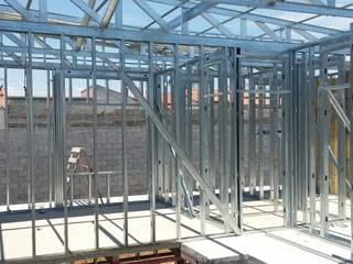 Residência em Light Steel Frame - Jacarei Casas modernas por Engenharia expressa Moderno