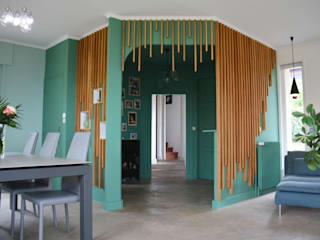 Flur & Diele von Koya Architecture Intérieure, Modern