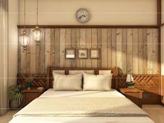 Fabmodula Modern style bedroom