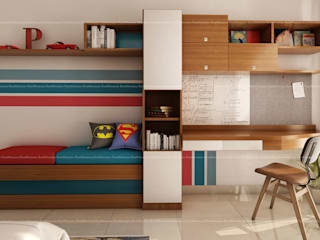 Kid's bedroom designs Modern kitchen by Fabmodula Modern