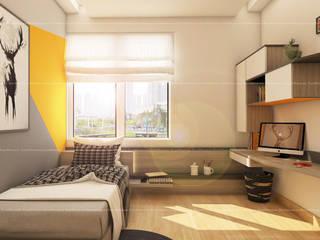 Kid's bedroom designs:  Nursery/kid's room by Fabmodula