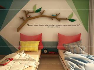 Fabmodula ห้องนอนเด็ก