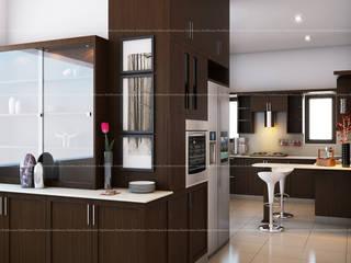 Fabmodula Modern style kitchen