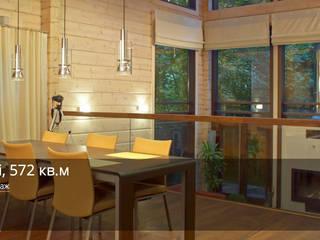 Moderni: Столовые комнаты в . Автор – HONKA