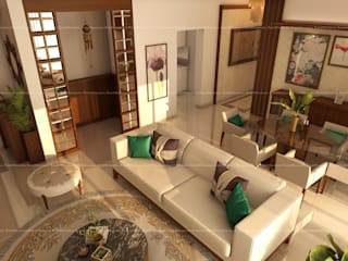 Living room designs Modern living room by Fabmodula Modern