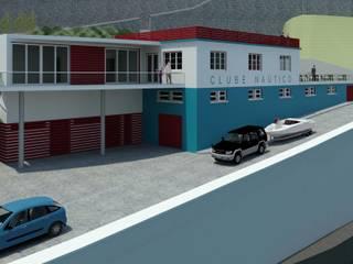 PE. Projectos de Engenharia, LDa Modern bars & clubs