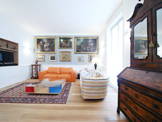 Antique & Contemporary by Filippo Colombetti, Architetto Eclectic