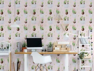 Easter Time Scandinavian style study/office by Pixers Scandinavian