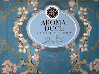 Mediterranean style offices & stores by Atelier Maurício Vieira Mediterranean
