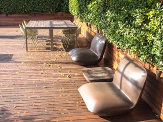 Balcones y terrazas modernos de Déco Moderno