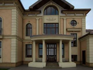Коттедж Miloradovo Castl от AGTC01 Классический