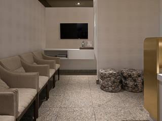 Clinics by Luiz Henrique Ribeiro arquitetura e design de interiores, Modern