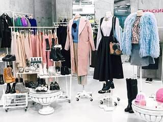 Shopping Centers  por Студия дизайна Дмитрия Артемьева 'Prosto Design'